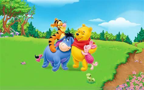 winnie  pooh tigger eeyore piglet friendship