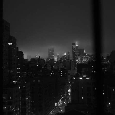 black white grey aesthetic city photo