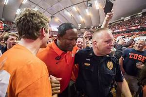 Syracuse's Dino Babers Delivers Electrifying Locker Room ...
