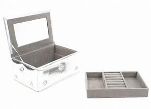 Boite A Bijoux Ikea : coffre bijou ~ Teatrodelosmanantiales.com Idées de Décoration