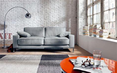 gray sofa  arc lamp interior design ideas ofdesign