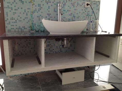 Waschtisch Unterschrank Selber Bauen by Waschtisch Selber Bauen Anleitung Hausbau Ein Baublog