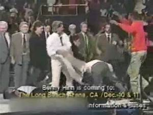 drowning pool let the bodies hit the floor feat benny hinn With benny hinn bodies hit the floor