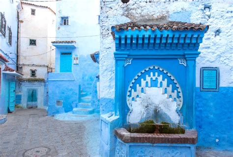 Chefchaouen The Blue City Of Morocco Blue Pearl Of Morocco