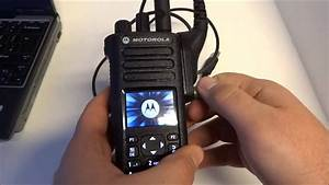 Motorola Programmierkabel Pmkn4012 Dp4400 Dp4600 Dp4800 Dp3400 Dp3600