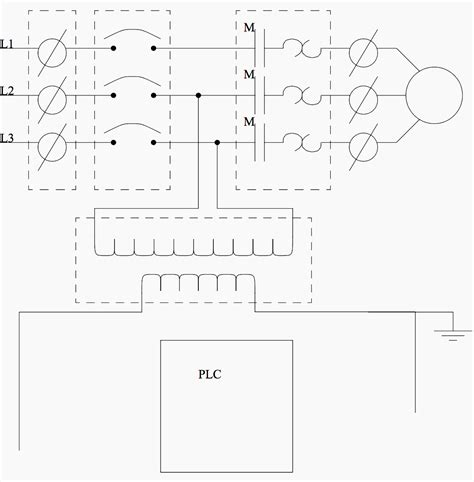 basic electrical design of a plc panel wiring diagrams eep
