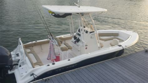 Tow Boat Key West 2014 key west 219 fs for sale the hull boating