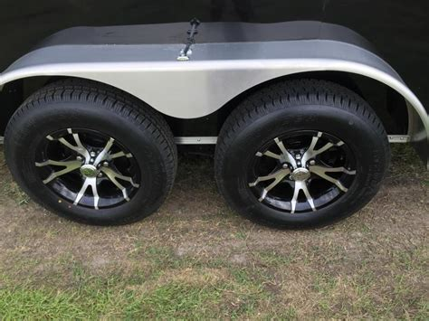 Boat Trailer Nose Wheel by Screwless Aluminum Wheels 7x16 2 Slant Nose Cargo