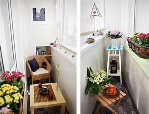 Kleiner Balkon Einrichten : pomys na ma y balkon kokopelia design kokopelia design ~ Orissabook.com Haus und Dekorationen