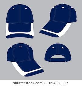 black baseball cap red edge template similar images stock photos vectors of black hip hop