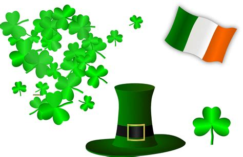 St Patrick's Day And Graphics Clipart