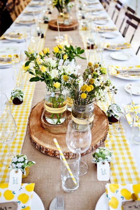 Blumen Für Tischdeko by Tischdeko F 252 R Sommerparty 48 Neue Ideen Archzine Net