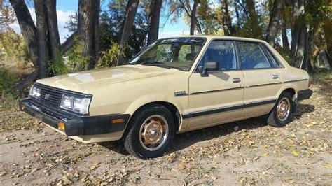 Subaru Gl world s nicest 1983 subaru gl