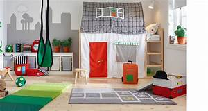 Ikea Bett Kinderzimmer : innovative ikea hacks f r 39 s kinderzimmer das kinderbett kura ~ Frokenaadalensverden.com Haus und Dekorationen