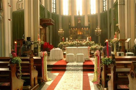 church inge florist wedding decoration dekorasi