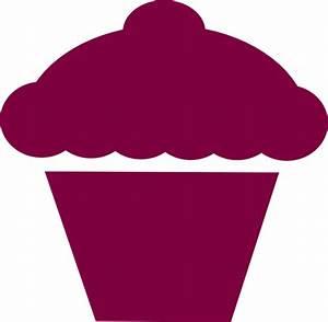 Cupcake Clip Art at Clker.com - vector clip art online ...