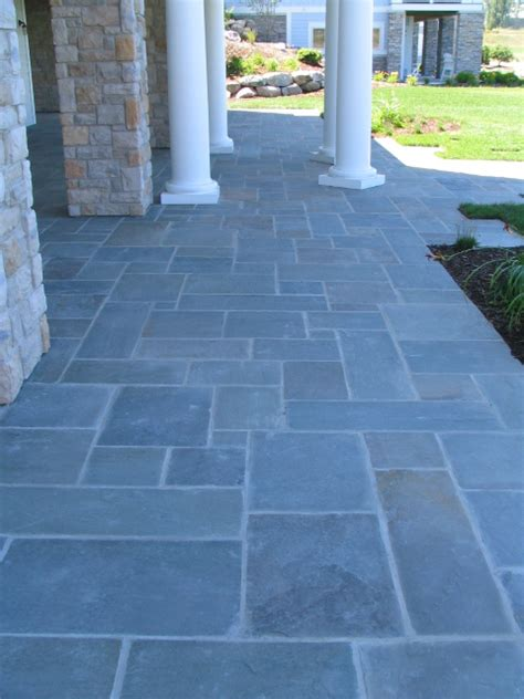 bluestone patio images future house projects on pinterest slate slate tiles and stone patios