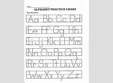 Free ABC Worksheets for PreK Loving Printable