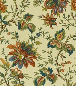 Home Decor Print Fabric-Waverly Felicite Cream Jo-Ann