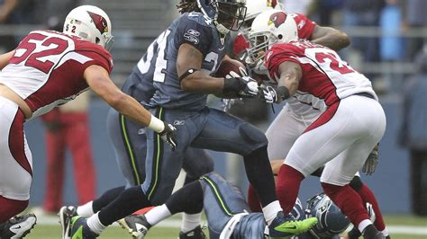 seahawks  cardinals tv schedule game time announcers