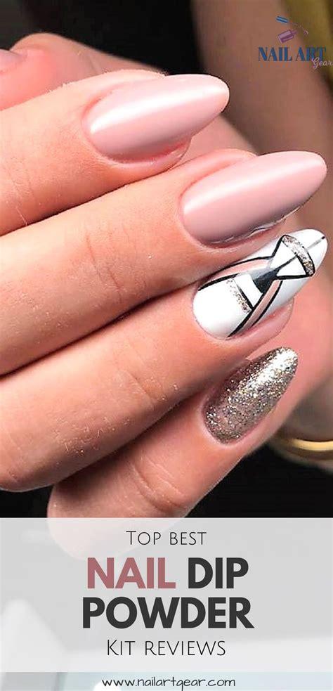 nail dipping system reviews