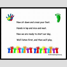 10 Preschool Transitions Songs And Chants To Help Your Day Run Smoothly  Aubrey's Schooling