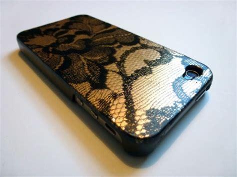phone ideas lace phone 12 gorgeous diy lace crafts
