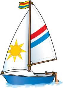 Sailing Sailboat Clip Art Free