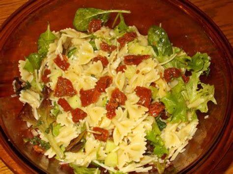 salade de p 226 te chaude de manger avec mo recettes