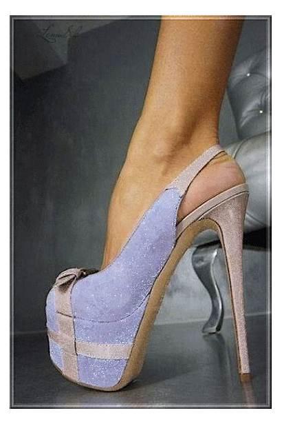 Slingback Pumps Lavender Glitter Heels Shoes Lovethispic