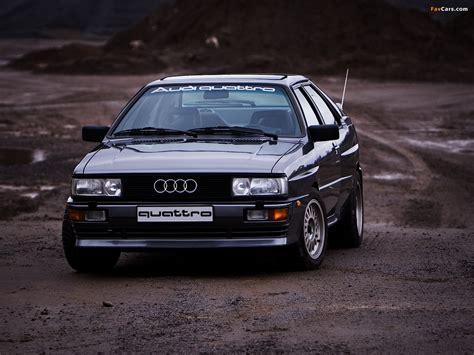Audi Quattro 85 198087 Pictures 1280x960