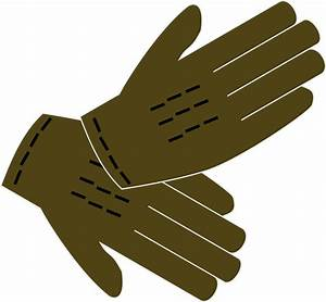 Clipart - Gloves