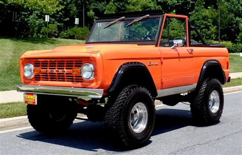 2019 Ford Bronco Convertible by 1977 Ford Bronco 1977 Ford Bronco For Sale To Buy Or