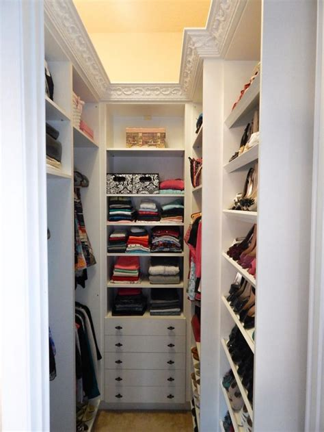 Small Walk In Closet Designs Ideas Saomcco