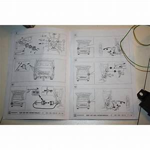8201407460 Renault Trafic Wiring Kit Tow Hitch