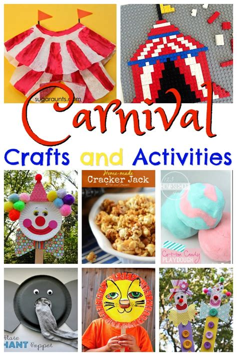carnival crafts and activities for national carnival day 329 | 0d6cb92a4e73786985a11d5ae7207edb