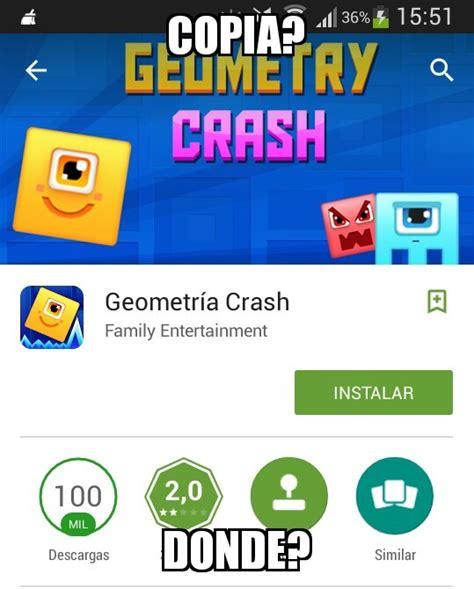 Geometry Dash Memes - memedroid im 225 genes etiquetadas con geometry dash p 225 gina 1