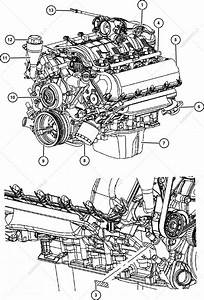 Engine Assembly And Identification 4 7l  Eva  For Jeep Grand Cherokee  Steyr   2007