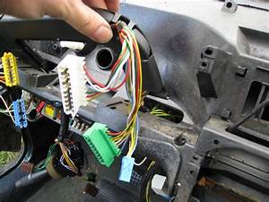 Pictures Of The Wiring Behind The Dash And Around Column