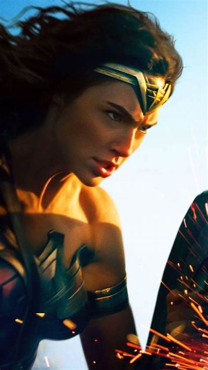 Wonder Woman Wallpapers Mobile Gal Gadot Iphone