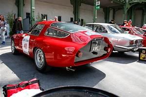 Argus Automobile 2017 Gratuit : tour auto 2017 les plus belles voitures engag es alfa romeo tz 1965 l 39 argus ~ Gottalentnigeria.com Avis de Voitures