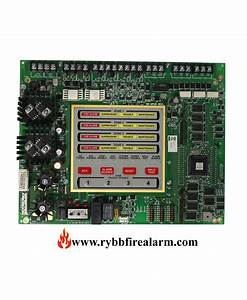 Notifier Sfp-2404 Fire Alarm Control Panel