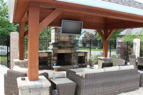 Outdoor Patio Design Ideas by Design Ideas For Your Outdoor Living Space Eagleson