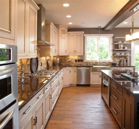 Inspiring Country Kitchen Paint Colors To Get Inspirations