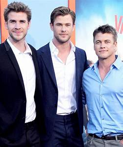 Oldest Brother Luke Enters Chris and Liam Hemsworth's ...