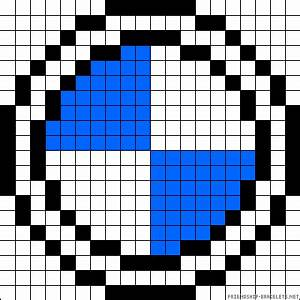 Pixel Art Voiture Facile : bmw perler bead pattern perles hamma pinterest hama perles hama et perles ~ Maxctalentgroup.com Avis de Voitures