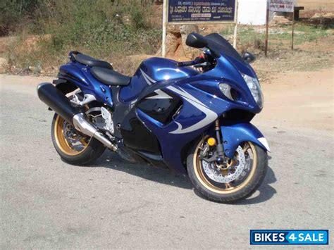 Blue Suzuki Hayabusa Gsx1300r Picture 1. Album Id Is