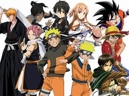 Anime Collage Manga Grundwissen Oder Cosplay Japan