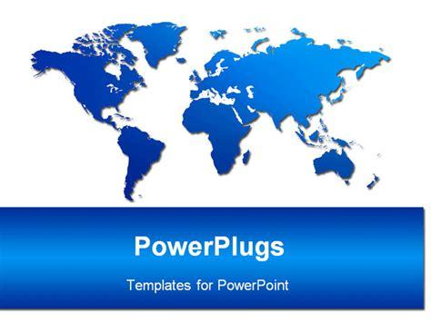 World Map Template Powerpoint Costumepartyrun