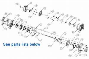Order Warn Provantage Winch Replacement Parts